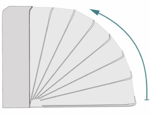 CoverUp Minigarage - stängt